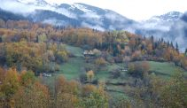 Rugova mountains