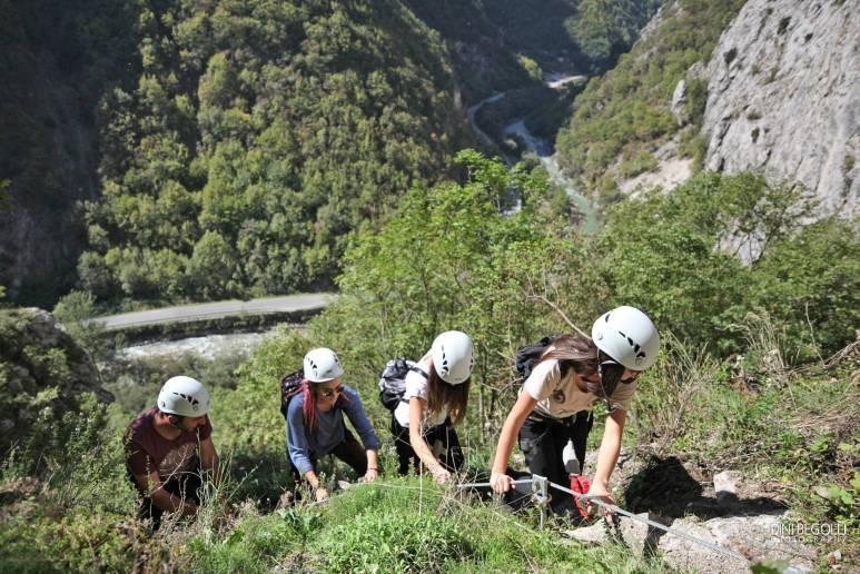 Via Ferrata, Balkan Natural Adventure