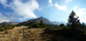 Sharr mountain Kosovo