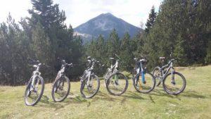 Downhill biking Kosovo