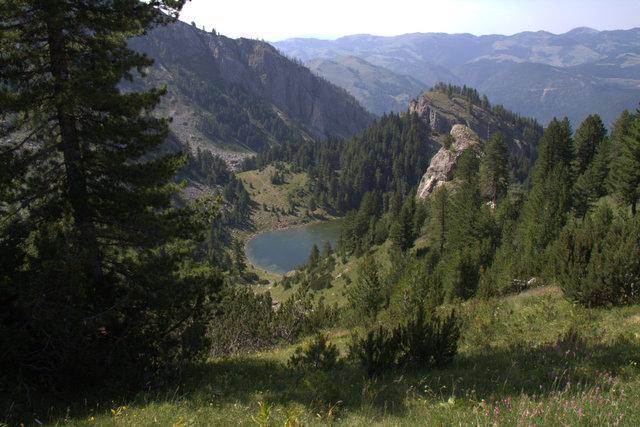 Liqunat Lake, Rugova Kosovo