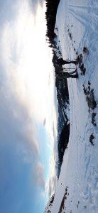 Snowshoeing in Rugova