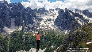 Taljanka Peak