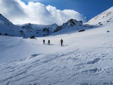 Ski tour in Sharr mountains
