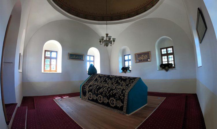 Sultan Murat Tomb