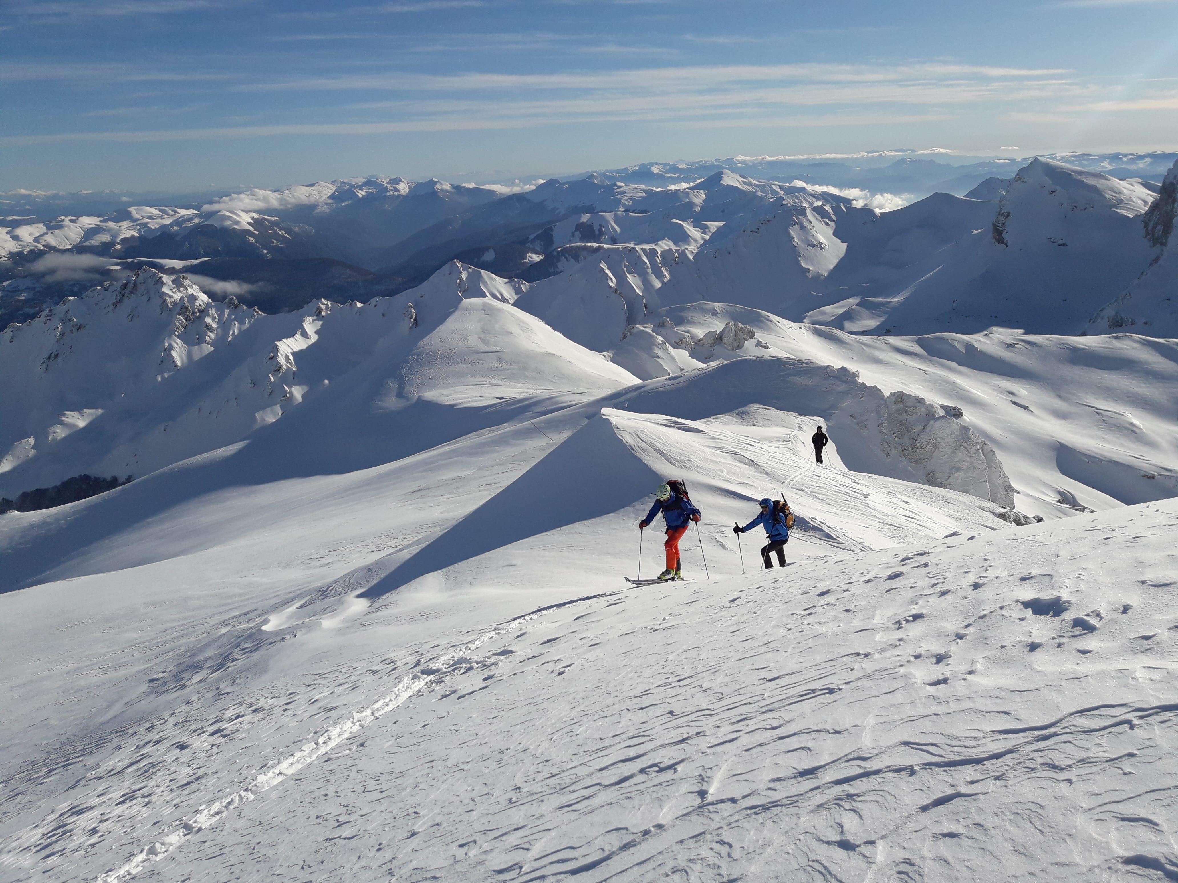 Ski Touring Albania