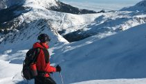 Ski tours in the Balkans