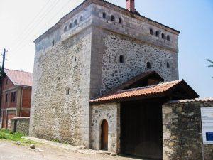 Kulla E Osdautajve, Isniq