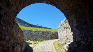 Rozafa Castle, Shkodra
