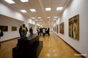 The National Gallery Of Arts, Tirana