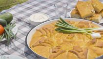 Cook and taste Rugova Mountain food