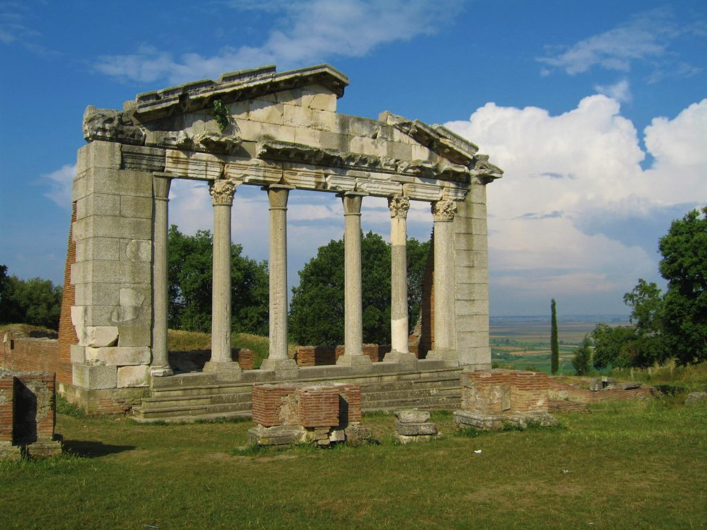 Apollonia Archaeological Park - UNESCO World Heritage Centre