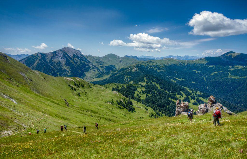 Trail Kuqishte - Babino Polje; Peaks of the Balkans